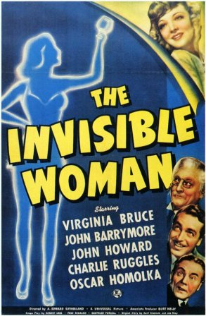 1940 the invisible woman