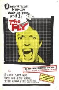 The Fly (1958) with David Hedison