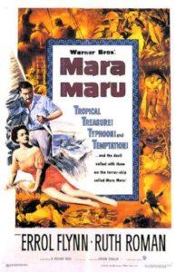 Mara Maru (1952) with Errol Flynn and Ruth Roman
