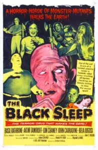 The Black Sleep (1956) with Basil Rathbone