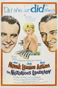 The Notorious Landlady (1962) with Jack Lemmon and Kim Novak