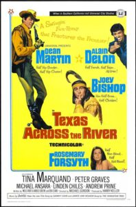 Texas Across the River (1966) with Dean Martin
